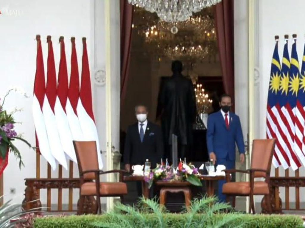 PM Malaysia Minta Jokowi Pastikan TKI Masuk Secara Legal