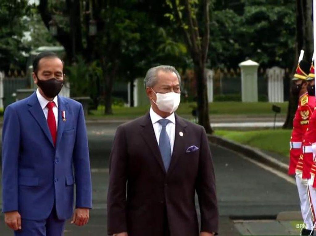 PM Malaysia Minta Jokowi Pastikan PMI Masuk ke Malaysia Secara Legal