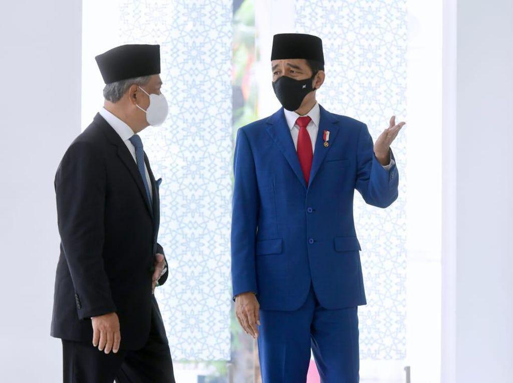 PM Malaysia Minta Jokowi Sosialisasikan Program Pemulangan TKI Ilegal