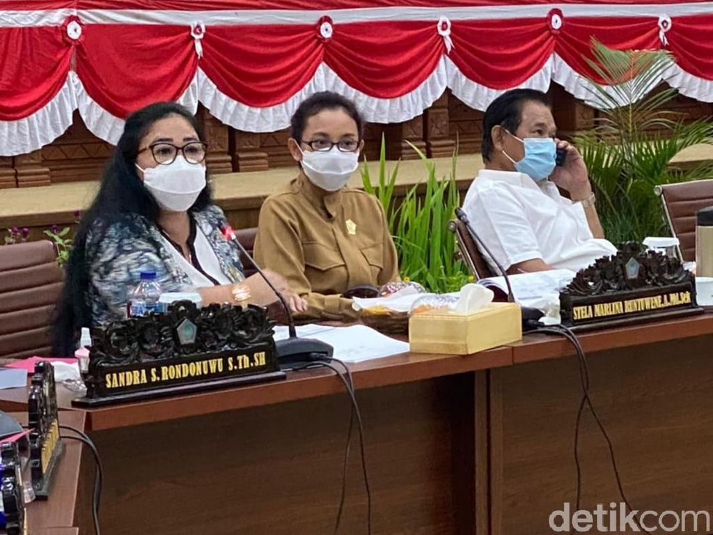 Usut Wakil Ketua Kepergok Selingkuh, BK DPRD Sulut akan Minta Pandangan Ahli