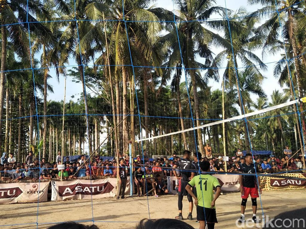 Turnamen Voli di Pandeglang Picu Kerumunan, Satgas: Besok Dibubarkan!