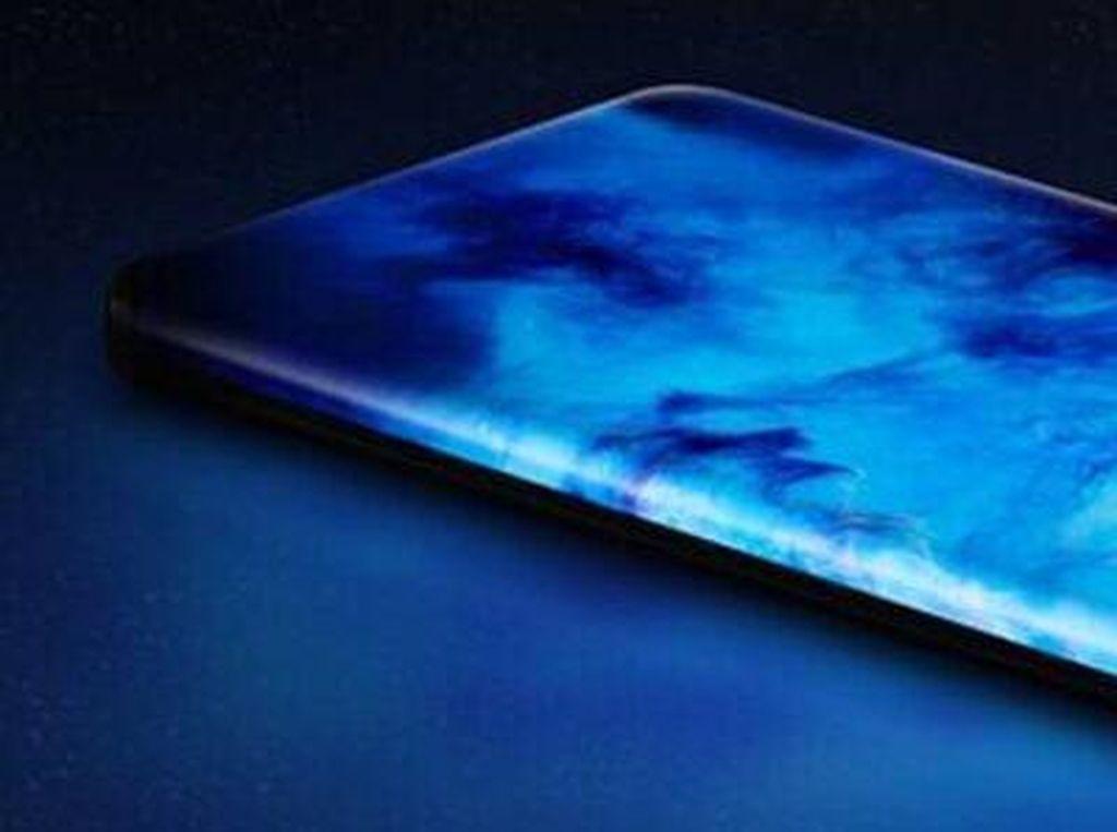 Futuristik! Tampilan Waterfall Display Xiaomi Mirip Film Fiksi Ilmiah