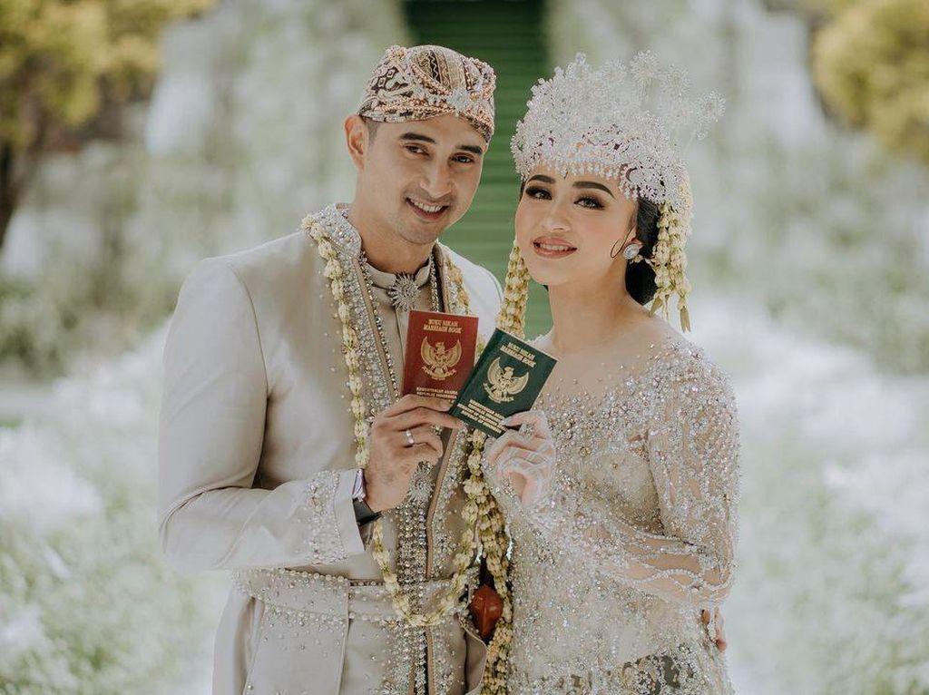 Ali Syakieb dan Istri Pilih Tunda Bulan Madu Gegara Pandemi Corona