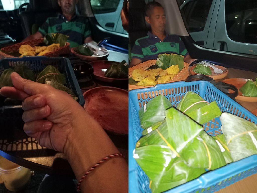 Seru! Di Yogyakarta Bisa Makan Nasi Kucing sambil Keliling Malioboro