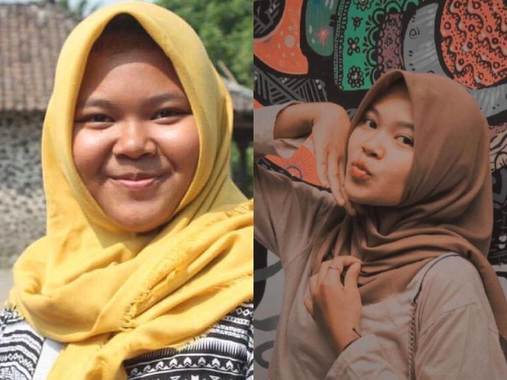 Dulu 100 kg Kini 58 kg, Kisah Glow Up Wanita Ini Viral Ditonton Jutaan Kali