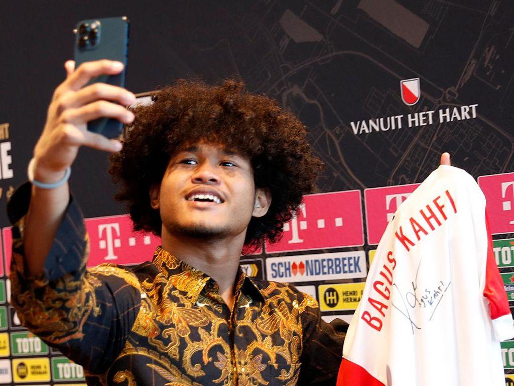 Profil FC Utrecht, Klub Baru Bagus Kahfi