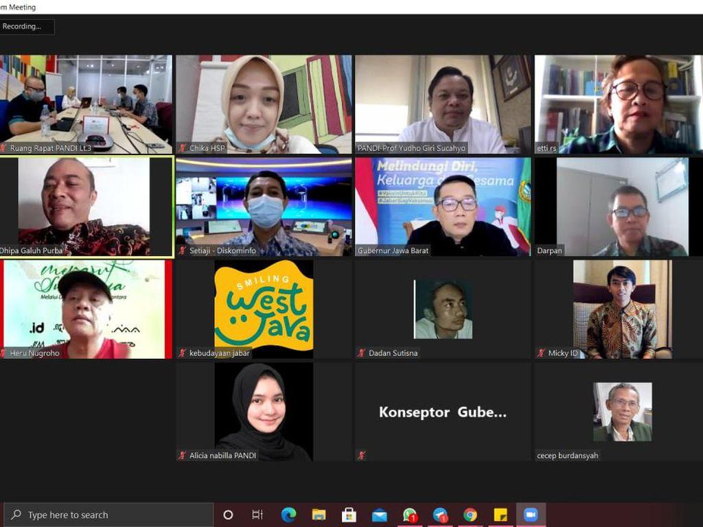 Lestarikan Budaya Lokal, Pemprov Jabar Bakal Digitalisasi Aksara Sunda