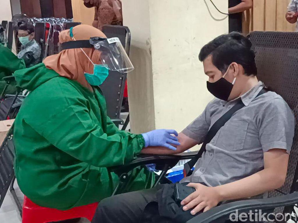 200 ASN Pemkot Surabaya Screening Donor Plasma Konvalesen