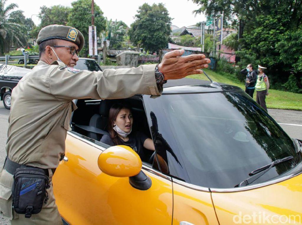 Intip Pajak MINI Cooper Ayu Ting Ting yang Kena Ganjil-Genap di Bogor