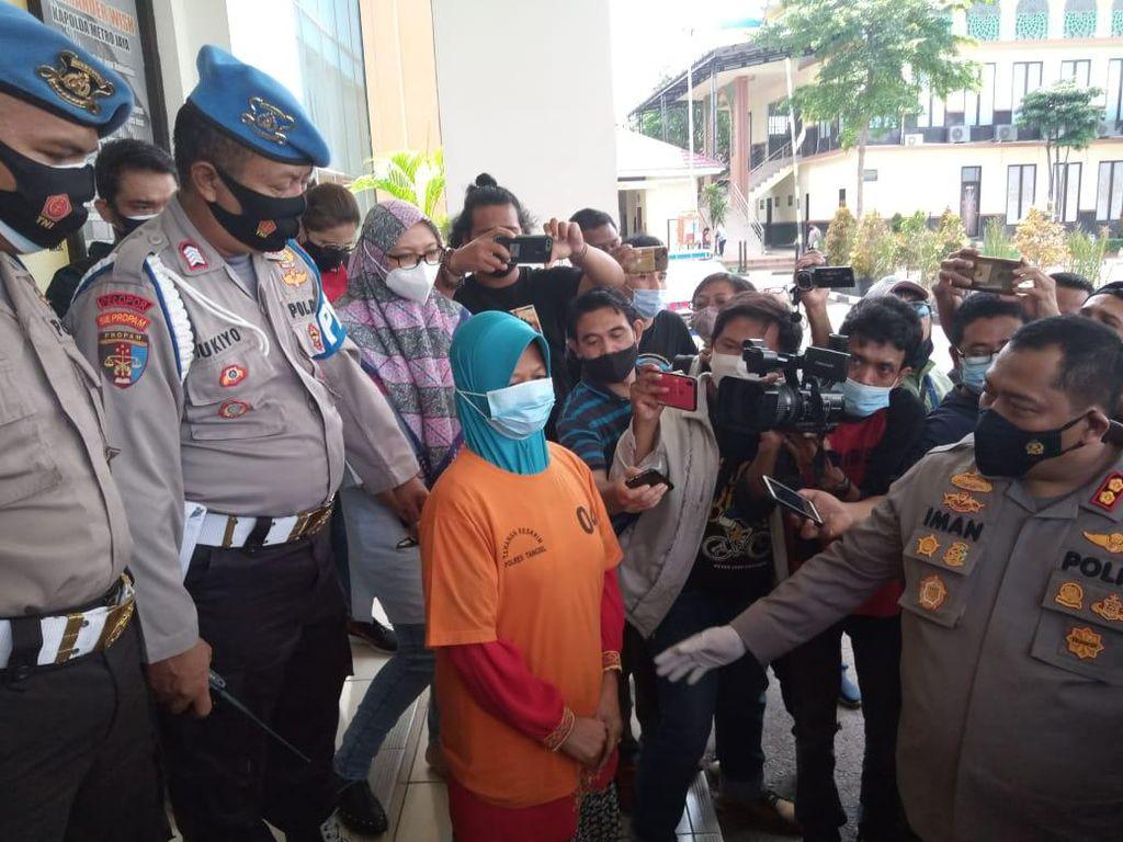 Motif Istri Bakar Suami di Ciputat: Kesal Sering Dianiaya Korban