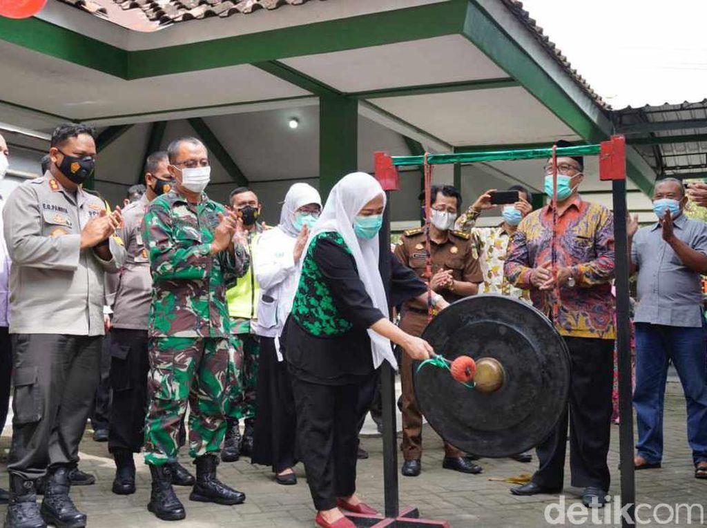 27 Kampung Tangguh di Bojonegoro Di-launching untuk Perangi COVID-19
