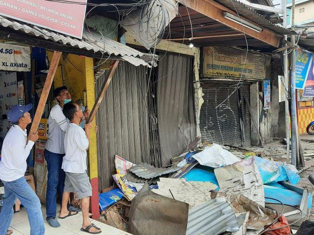 Ditabrak Saat Berteduh, Korban Laka Maut di Tanah Abang Baru Pulang Jualan