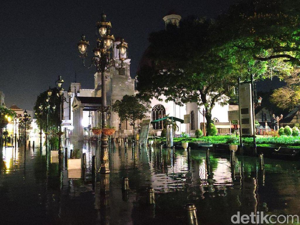 Banjir di Wilayah Semarang Akibat Hujan Ekstrem, Ini Data BMKG