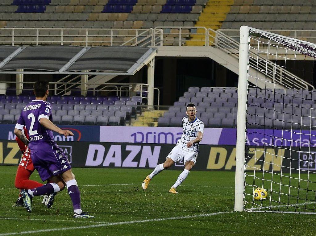 Inter Harusnya Bisa Bunuh Fiorentina Lebih Cepat