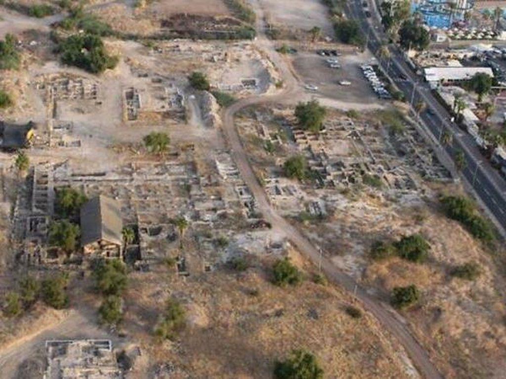Ditemukan Masjid Tertua di Dunia, Dibangun Sahabat Nabi Muhammad SAW