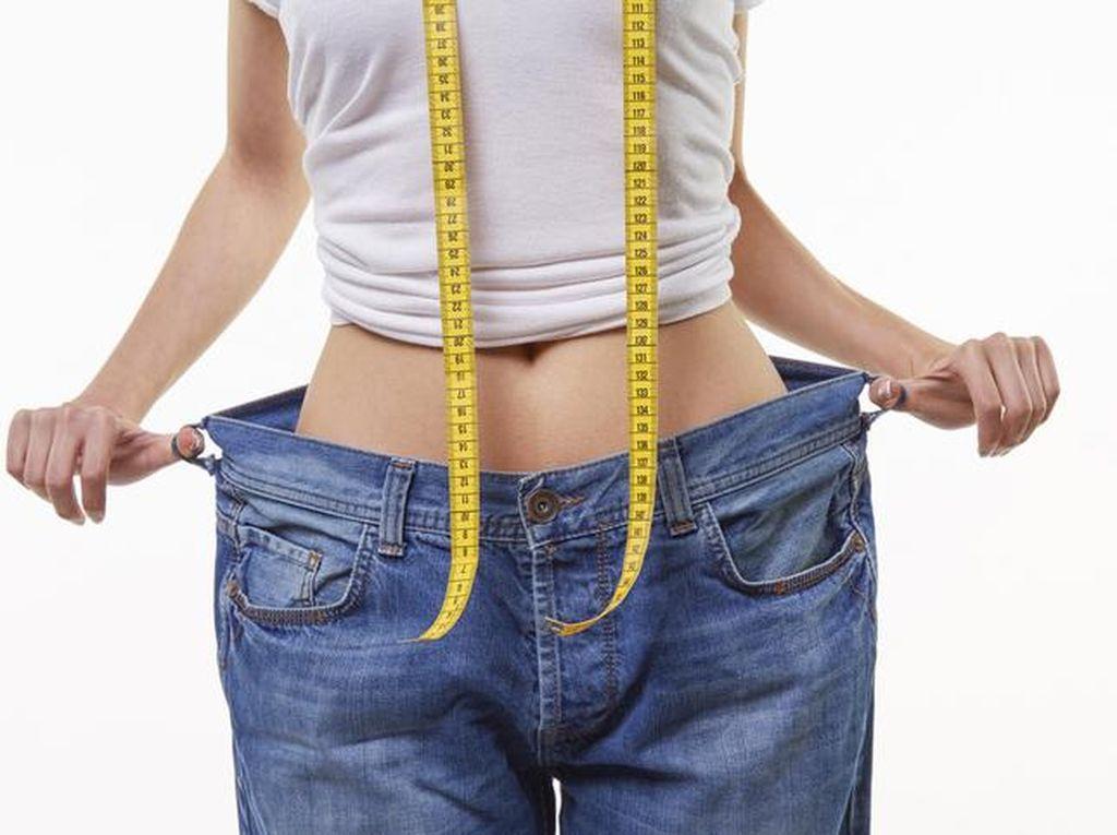7 Cara Menguruskan Badan dengan Konsumsi Makanan Sehat dan Disiplin