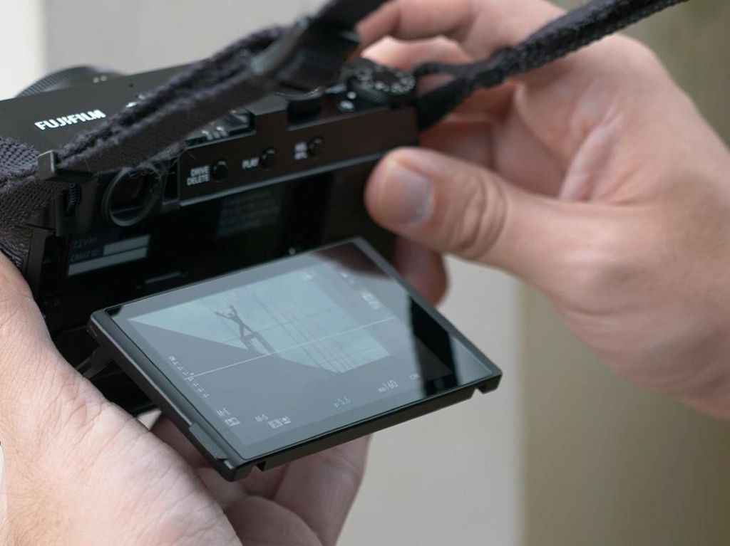 Fujifilm X-E4 Kamera Minimalis Ringkas untuk Traveling