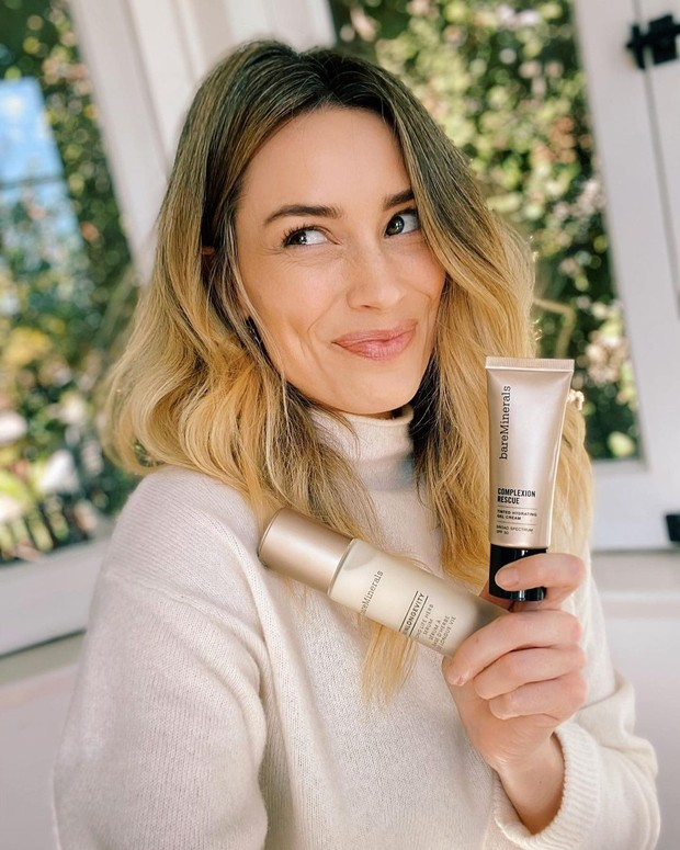 Tinted moisturizer paling recommended