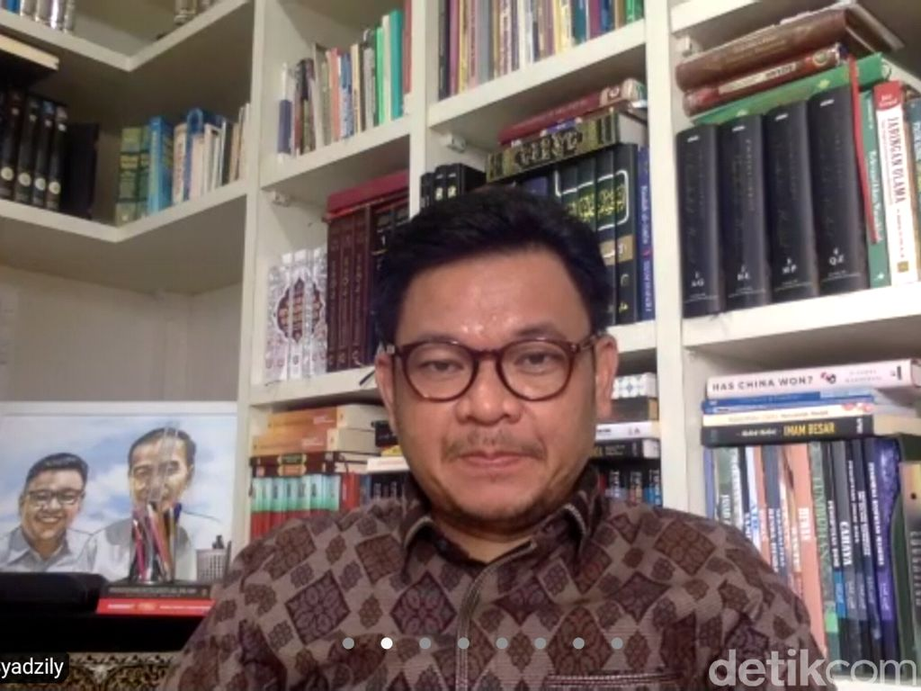 2 Tahun Kepemimpinan Jokowi-Maruf, Golkar Puji Penanganan Pandemi