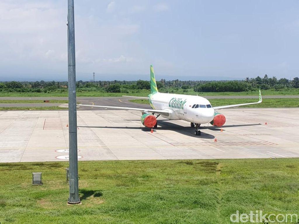 Bandara Banyuwangi Ditutup Lagi, Ini Daftar Pesawat yang Batal Terbang
