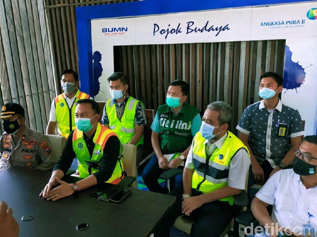 Dampak Bandara Ditutup karena Hujan Abu, 3 Penerbangan ke Banyuwangi Dibatalkan