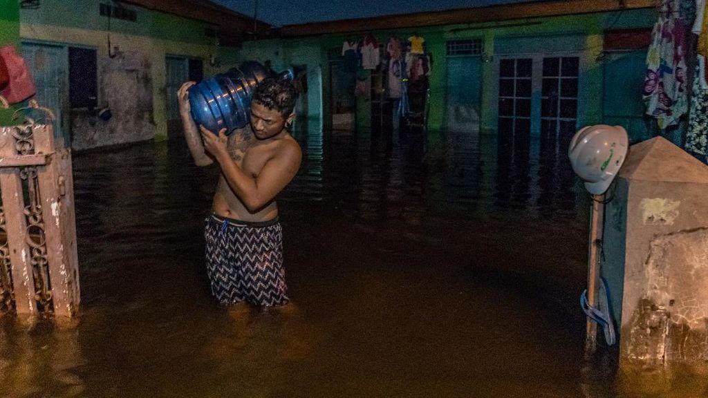 76 Kelurahan di Kota Semarang Terendam Banjir