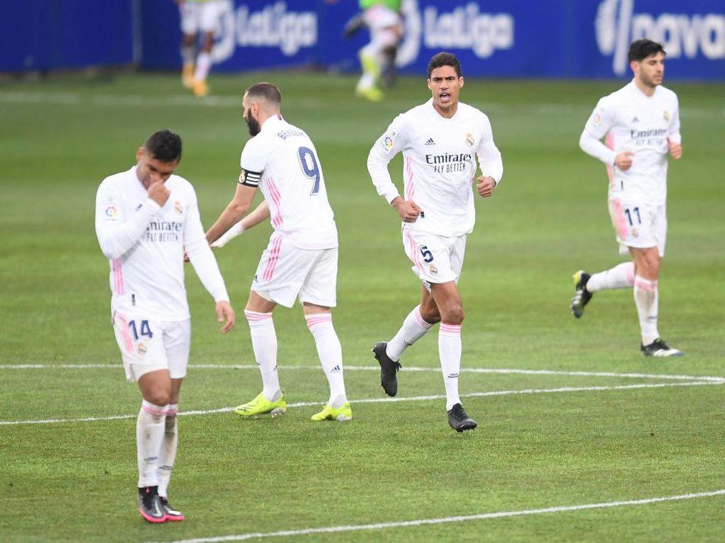 Atalanta Vs Madrid: Los Blancos Tetap Bahaya Meski Pincang
