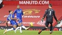 Drama Gol MU Vs Everton, Calvert-Lewin Bungkam Old Trafford