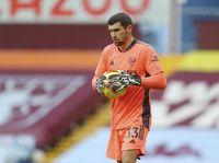 Aston Villa Vs Arsenal: Petaka 74 Detik Mathew Ryan
