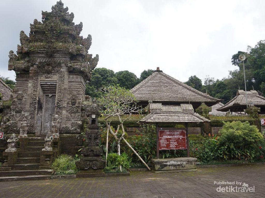 Sudah Tahu? Ini Bagian dan Nama Rumah Adat Bali