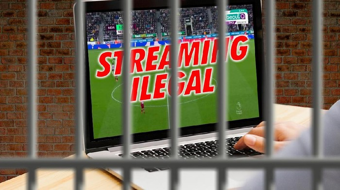 Streaming Ilegal