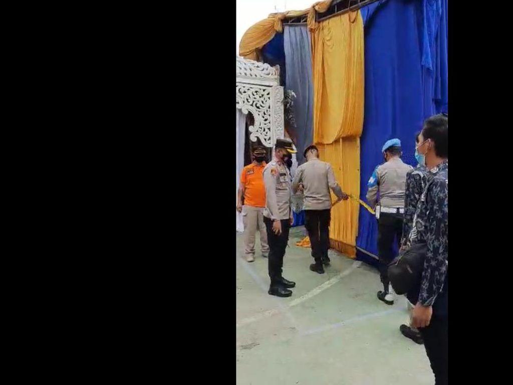 Panitia Pesta Nikah Undang 500 Tamu di Jaktim Tak Disanksi, Ini Kata Polisi