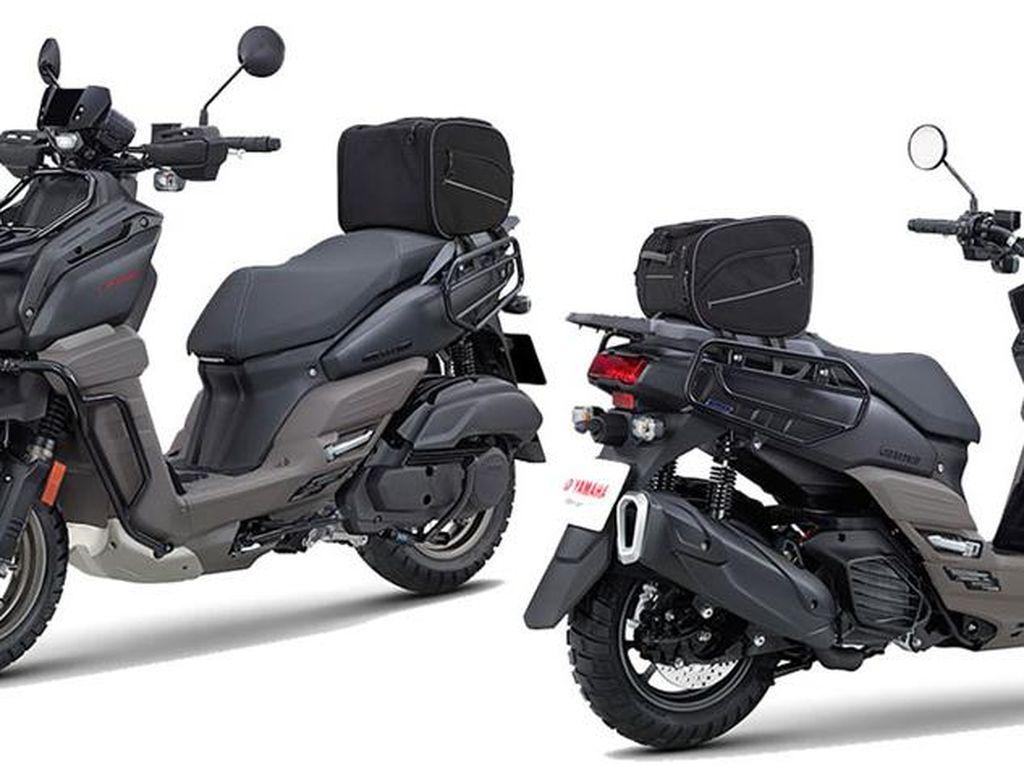 Lihat Lebih Dekat Yamaha BWS 125, Skutik Petualang Asal Taiwan