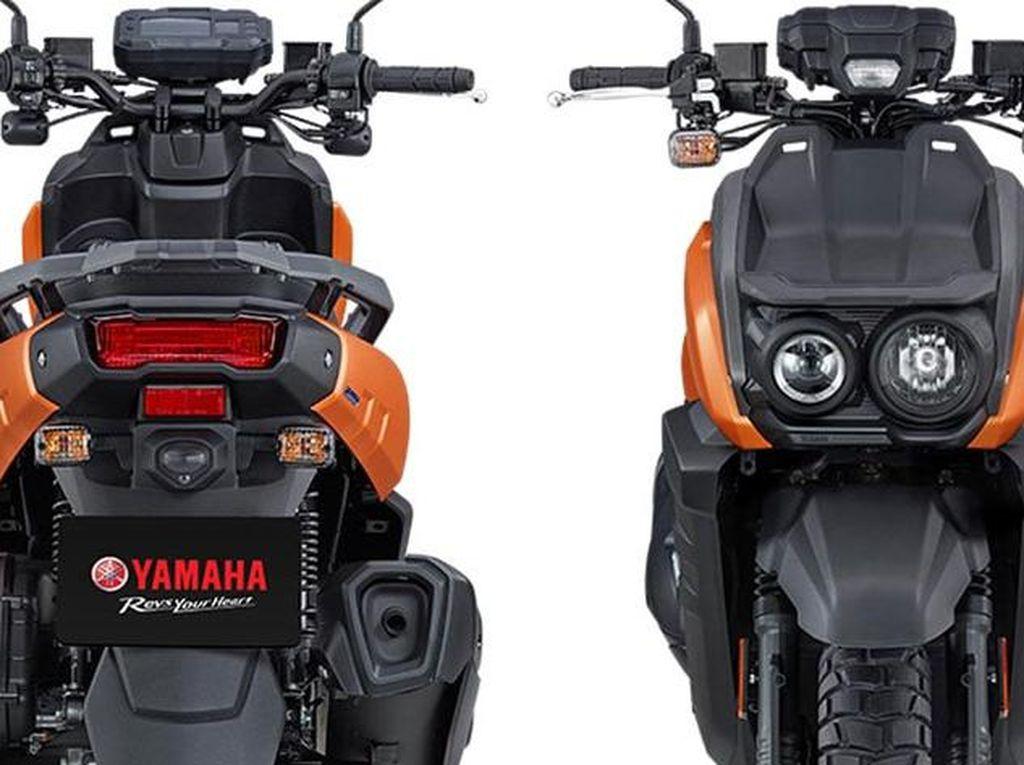 Bukan X-Ride 155, Ini Skutik Petualang Yamaha BWS 125