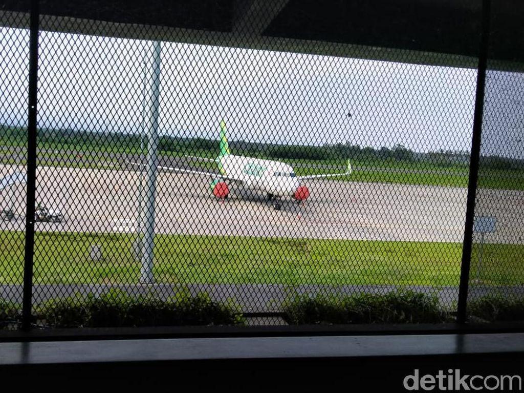 Bandara Banyuwangi Kembali Ditutup Karena Erupsi Raung, 7 Penerbangan Terdampak