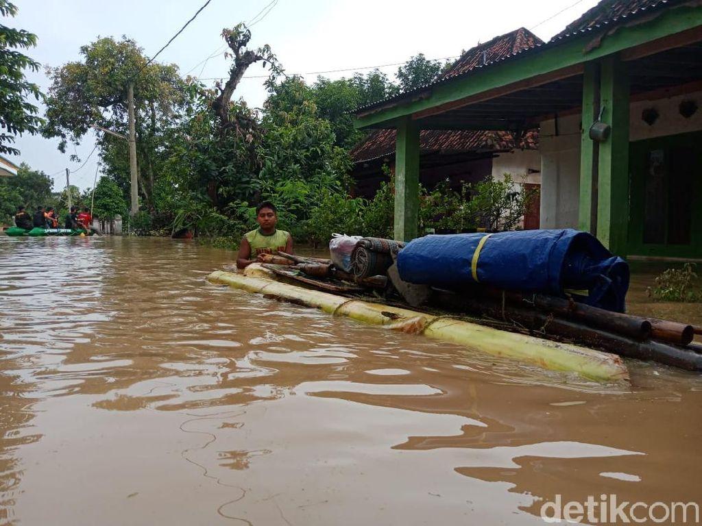 Hujan Diprediksi Hingga April, Sidoarjo-Pasuruan-Jombang Berpotensi Banjir