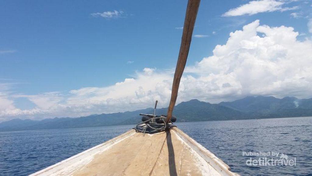 Belum Banyak Yang Tahu, Ini Cantiknya Pulau Karampuang di Sulbar
