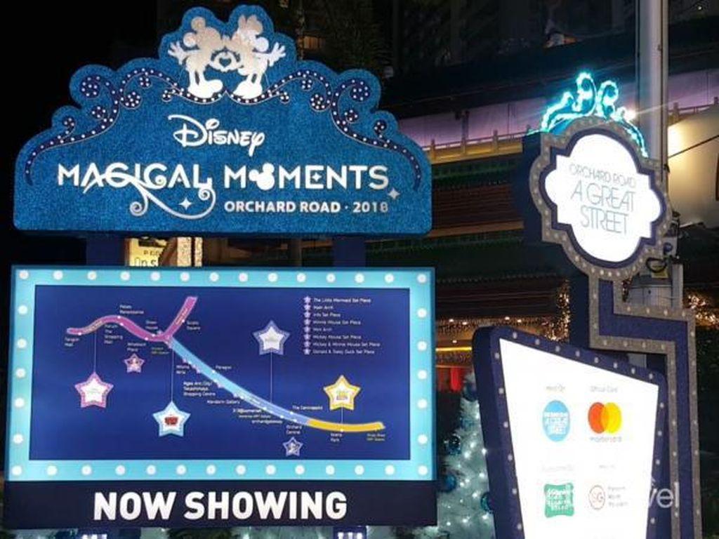Disneyland Gratis dari Singapura
