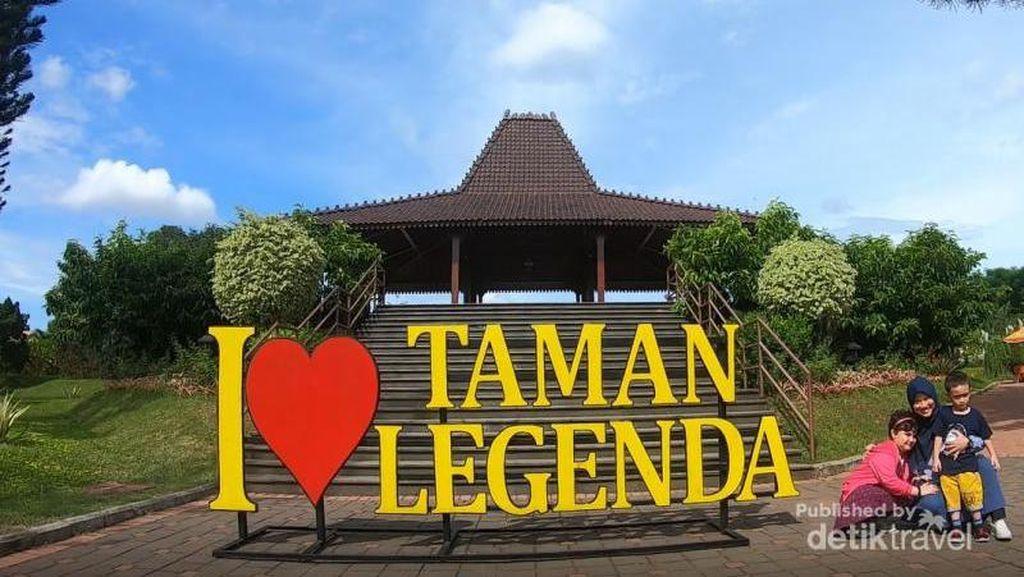 Liburan Seru di Taman Legenda Keong Mas TMII Jakarta