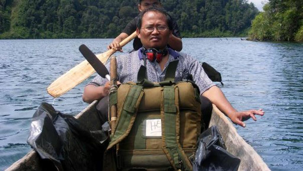 Yuk! Lindungi Harimau Sumatera di TN Kerinci Seblat