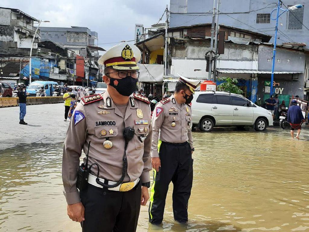 Sejumlah Ruas Jalan di Jakarta Dialihkan Imbas Banjir, Ini Daftarnya