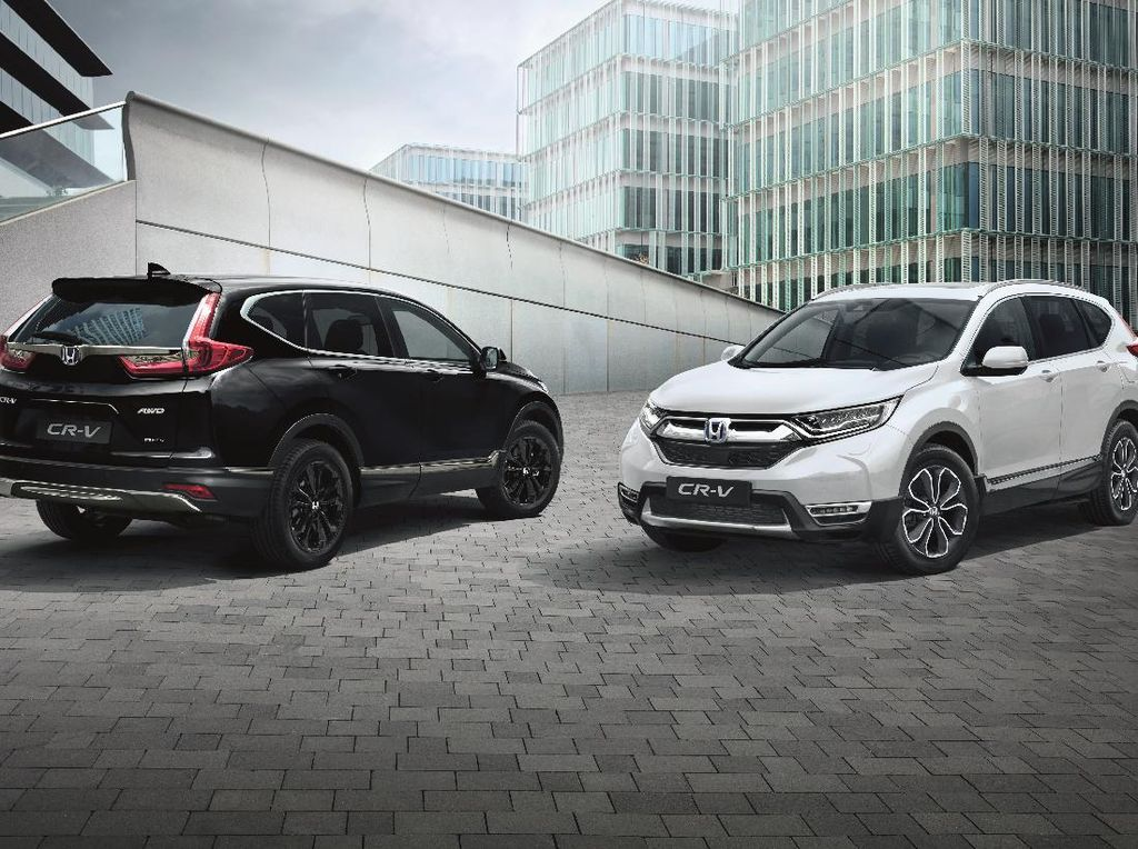 Dear Honda, Kapan CR-V Hybrid Diboyong ke Indonesia?