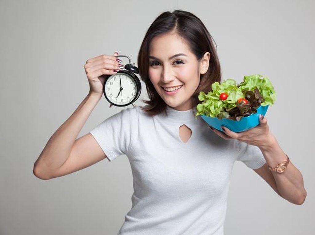 Ini Panduan Jam Makan Saat Berdiet Agar Berat Badan Cepat Turun