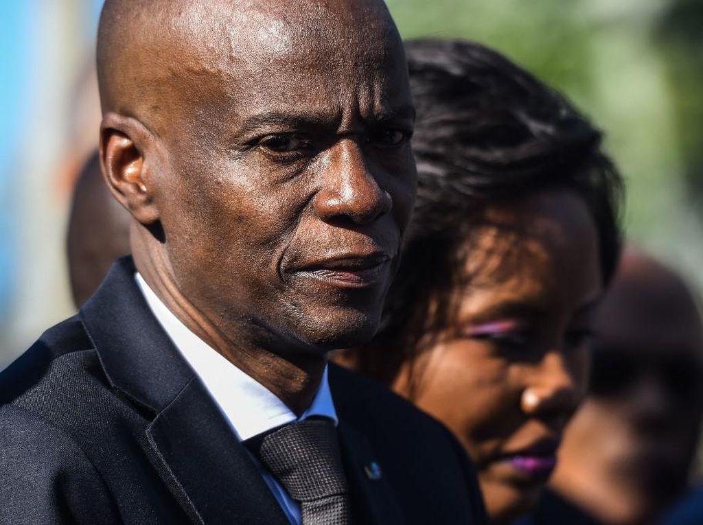 Kepala Paspampres Ditangkap Atas Pembunuhan Presiden Haiti