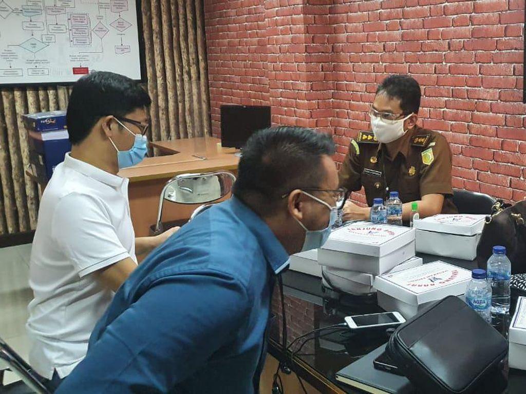 Kejagung Limpahkan Berkas Tersangka Jiwasraya, Pieter Rasiman Segera Disidang