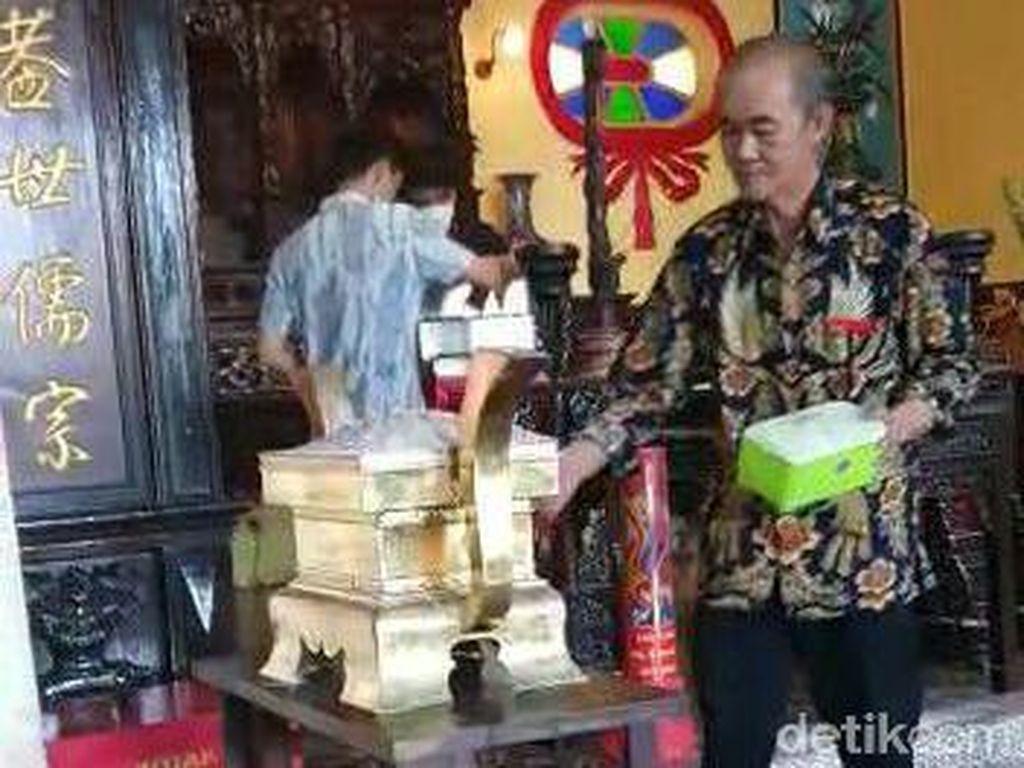 Klenteng Boen Bio Surabaya Tiadakan Perayaan Mengundang Kerumunan Saat Imlek