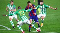 Messi Datang, Barcelona Menang