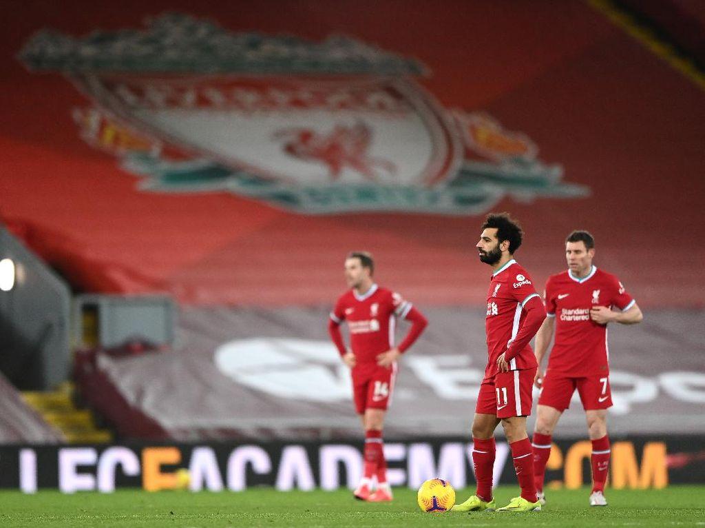 Liverpool Butuh Kerja Keras untuk Sekadar Finis Empat Besar