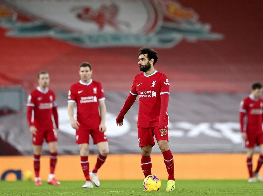 Lupakan Titel Liga Inggris, Liverpool