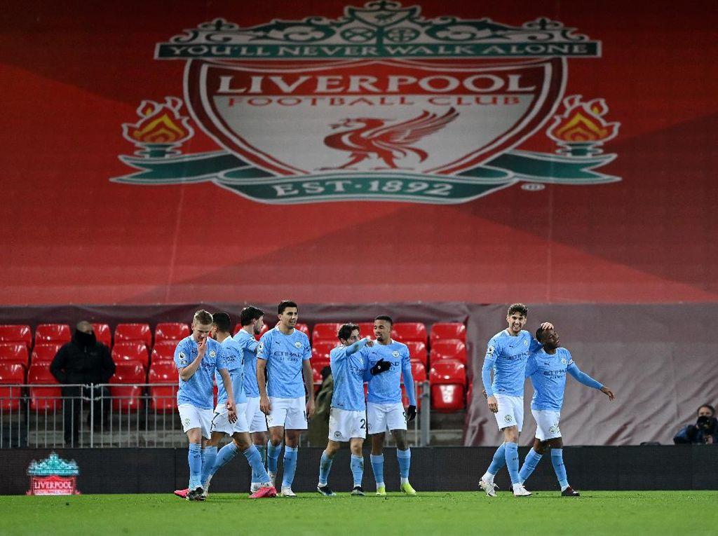 Yang Bisa Hentikan Manchester City adalah Mereka Sendiri